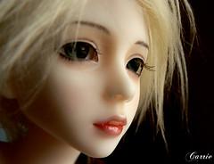 Make up details (Chtiterikku) Tags: bjd carrie abjd 43 pinkdress narae narindoll pinkywhite kimkyuyun