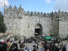 Damascus Gate--Jerusalem (ayaok) Tags: israel palestine middleeast worldheritage