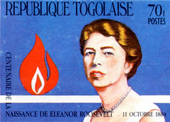 100th Anniversary of Eleanor Roosevelt's Birth