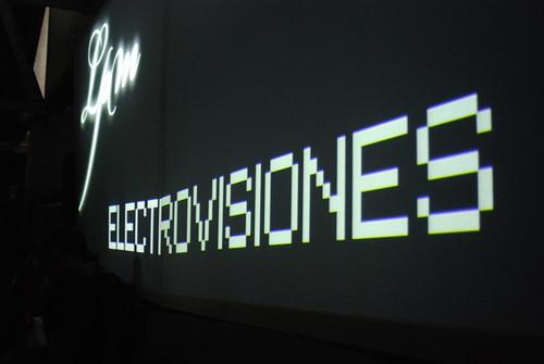 ELECTROVISIONES