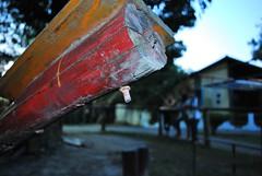 S8 :: 06.09.2008 (Seloti) Tags: wood red macro playground rio riodejaneiro nikon rj arte jesus igreja xxx madeira parquinho parafuso comunidade d60 sarau s8 sogonalo nikond60 sexxxchurch