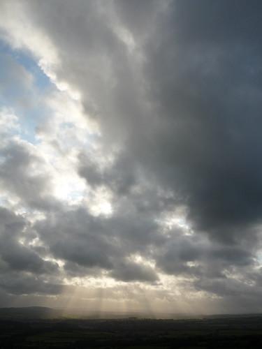 The sun on Tavistock 2