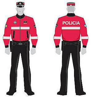 Un uniforme guanchanchero