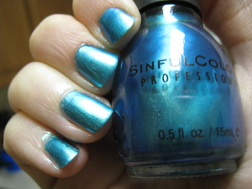 Sinful Colors' Gorgeous