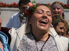Laughter (Crobroke) Tags: beauty smile happy dance joy croatia happiness porec istria hrvatska parenzo istriani therealwomanbeauty zlatnasopela istrians
