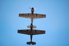 Stiamo vicini! (SignorG) Tags: jet volo aereo frecce tricolori fumo caccia motore elicottero elica bombardiere ysplix antisom