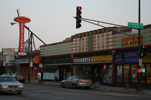 Central And Belmont A Chicago Sojourn