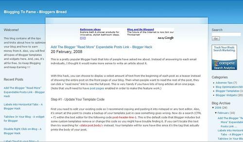 blogging-for-bread