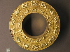 IMG_1490 (blacklovelythang) Tags: travel horse paris gold louvre brooch jewelry etruscan wingedhorse ancientetruscan