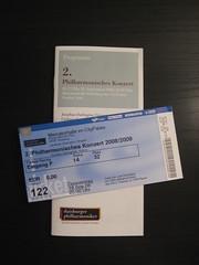 2. Philharmonisches Konzert 2008/2009