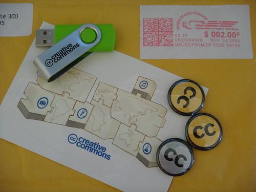 CC USB 大姆碟 by you.