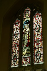 Window, All Saints - Yelvertoft