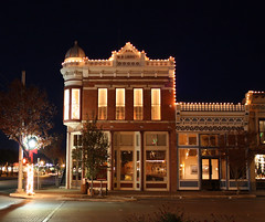 Georgetown, Texas (TexasValerie) Tags: christmas night lights texas georgetown getrdun