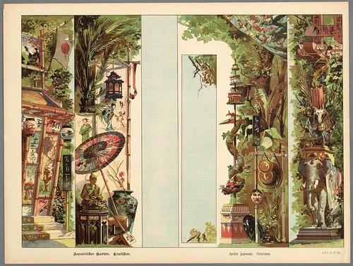 019- Decoradados para escenas con jardin japones