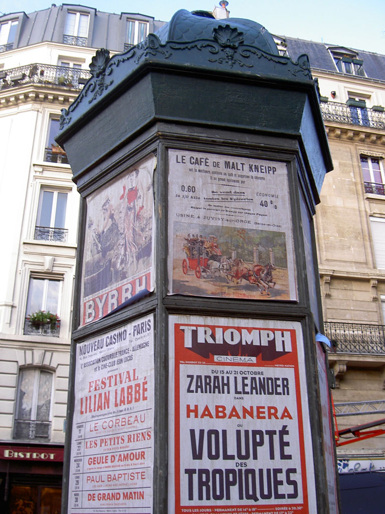 tournage inglourious basterds paris set 2