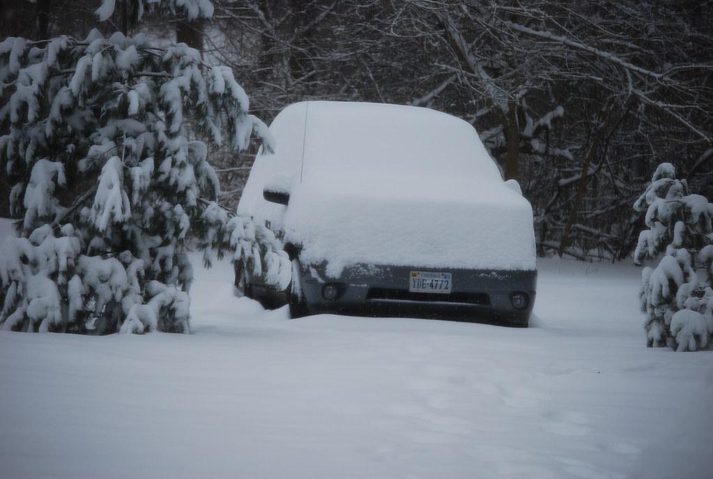 Liz's car