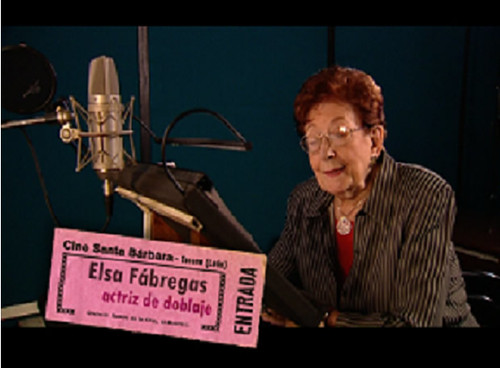 Elsa Fábregas por ti.
