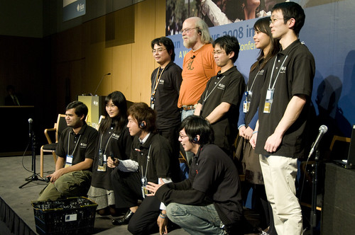 3-U-5 James Gosling に訊け!!, University Day, Sun Tech Days 2008 in Tokyo Day 3, 2008.12.04