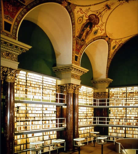 Herzog August Library, Wolfenbüttel, Germany