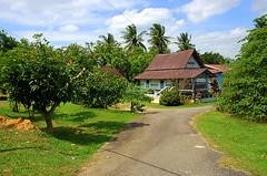 Malacca Traditional House 03 (The JASS) Tags: lama melaka malacca rumah jasin sejarahhistorictraditionalhousemalaysiajasnid70s