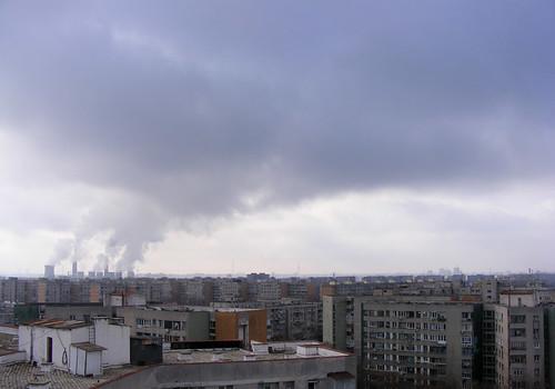 Bucharest Pollution