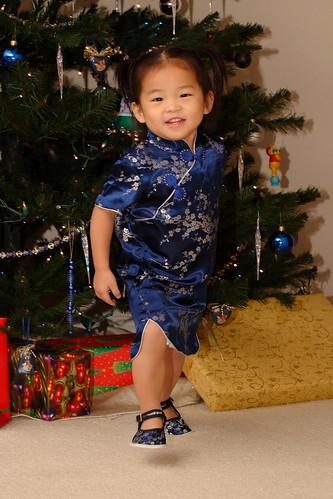 Nadia - 2008 Christmas Portraits