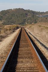Tracks to San Jose