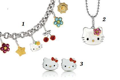 Hello Kitty Kimora Lee Series - Simply Kitty Collection