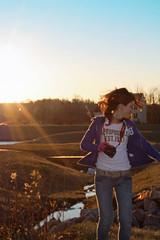 Elise ({RMB}photography) Tags: sun me becca jump elise