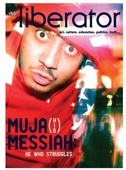 Liberator magazine cover