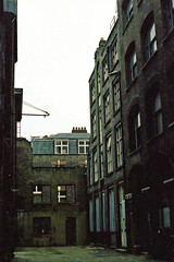 Cross Keys Square EC2 1980 (Tim Brown 59) Tags: london dickens 1980