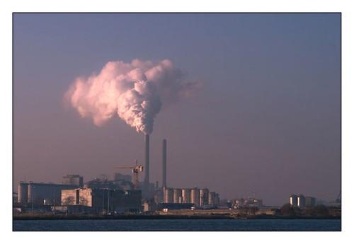 Fabrieken langs het IJ