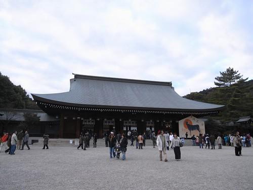 橿原神宮への初詣-01