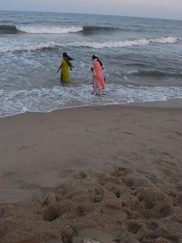 Marina beach/chennai