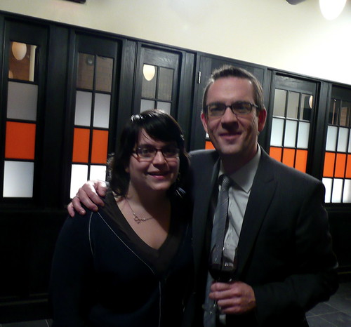 a very tired me with ted allen.