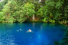 Blue hole (msdstefan) Tags: pictures ocean trip travel vacation panorama sun holiday sol praia beach strand landscape island coast soleil sand pacific pics urlaub bank playa nikond50 best insel southpacific ufer landschaft sonne plage rtw isla zon spiaggia nicest kste vanuatu oceania pazifik ozean espiritusanto ammeer sdpazifik  ozeanien espiritusantu  landschaftsbild  denizkys pazifischeinseln pazificislands mygearandme mygearandmepremium mygearandmebronze mygearandmesilver mygearandmegold
