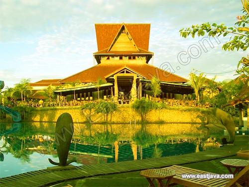 Bukit Daun Hotel - Kediri - East Java