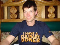 I have a culinary boner (bgautrea) Tags: top chef boner