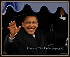 Portrait of President Obama (Tony Fischer Photography) Tags: world train us dc washington election peace unitedstates president whitehouse maryland celebration edgewood future lincoln vote republican celebrate democrat 2009 obama inauguration 44 elect inaugural blueribbon barackobama barack vicepresident biden joebiden yeswecan abigfave platinumphoto betterthangood goldstaraward 100commentgroup reflectyourworld