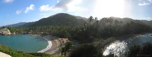 Playas del Parque Tayrona,