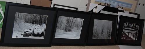 4 framed