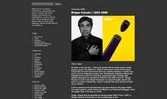 Robert L. Peters » Shigeo Fukuda | 1932-2009_1232665297061