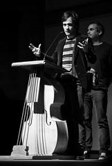 Gael Garcia Bernal takes questions (eugene) Tags: sundance filmfestival gaelgarciabernal alfonsocuarn rudoycursi