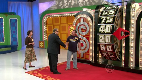The Price is Right - 2009-01-28