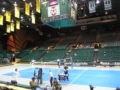 CSU arena