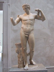 Diadoúmenos (virgi.pla) Tags: escultura policleto