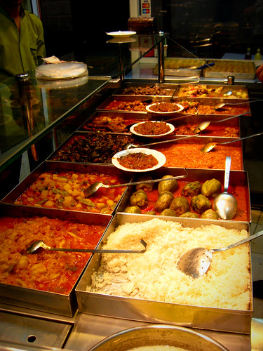 Delicious Turkish Buffet