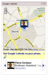 iGoogle Latitude (foto door: PiAir (Old Skool))