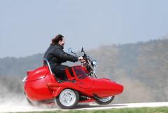 2007 Apr 08 -D80- 012 (urs.guzziworld) Tags: moto motoguzzi guzzi gespann fotoshooting seitenwagen 20070408