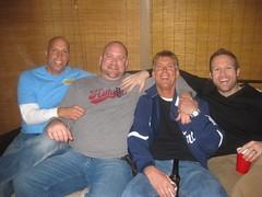 Bob, Eli, Brad and Dave